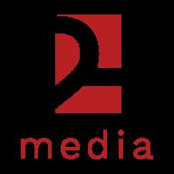 2H Media logo