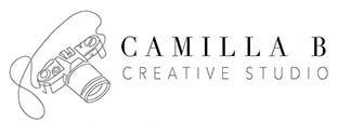 Camilla B Creative Studio Logo