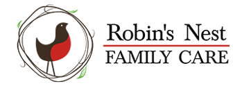 Robin's Nest Family Care logo