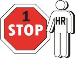 1 Stop HR Logo